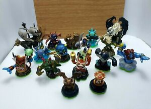 Skylanders Spyros Adventure Bundle Of 12 Figures And 4 Magic Items