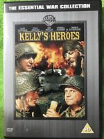 Kelly's Heroes 1970 DVD Clint Eastwood Collection, Donald Sutherland