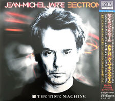 Jean-Michel Jarre ‎CD Blu-spec CD2 Electronica 1: The Time Machine - Japan (M/M)