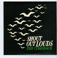 (FA676) Shout Out Louds, The Comeback - 2005 DJ CD