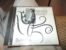MICHAEL FRANKS - DOCTOR SAX CD SINGLE