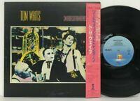 Tom Waits - Swordfishtrombones LP 1984 Japan Island Records Jazz Rock w/ obi