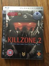 KILLZONE 2 Collectors Steelbook Edition (Sony PlayStation 3, 2009 PAL UK) Used