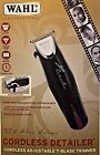 WAHL PROFESSIONAL 5 STAR CORDLESS DETAILER T- BLADE LITHIUM ION # 8163 USA MADE
