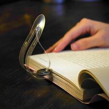 Creative Mini Portable Bookmark Lights LED Portable Books Eye Reading Light New