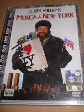 Mosca a New York dvd jewel box SIGILLATO-Robin Williams