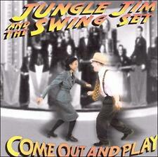 Come Out and Play - Jungle Jim & the Swing Set (CD, 1999, Rose City Records)