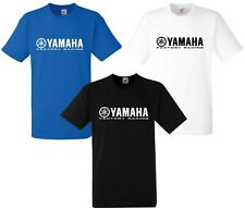 Yamaha Factory Racing T-Shirt - YZ YZF R1 R6 Faser MT-01