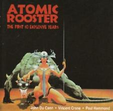 The First 10 Explosive Years von Atomic Rooster (1999)