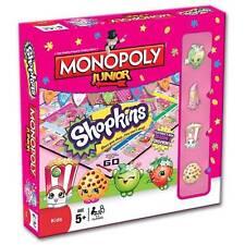 Juegos De Mesa Monopoly Junior Regalos De Navidad 2018 En Ebay