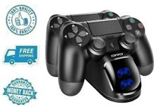New PS4 Controller Charger Dual Shock Charging Docking Station Charging Dock