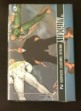 DC Comics The Authority Volume 2 Mark Millar Hardcover NEW and SEALED