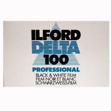 Ilford Delta 100 Professional Black & White 120 Roll Film