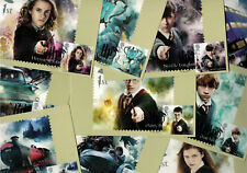 Harry Potter 2018 - Royal Mail Franked PHQ Stamp Cards - 16.10.2018