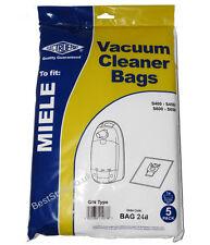 Electruepart BAG 248 5 pack Vacuum Cleaner Bags to fit Miele Vacuum Cleaners