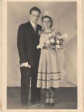 Photo ancienne de mariage  No 5