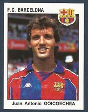 PANINI FUTBOL 93-94 SPANISH -#084-F.C.BARCELONA-JUAN ANTONIO GOICOECHEA