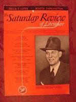 Saturday Review August 12 1939 HARRY LEON WILSON BOOTH TARKINGTON ++