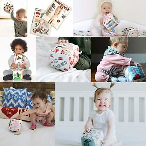 New York City Block | Organic Toy | Soft Cotton | Best Toy of the Year