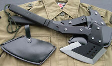 Hunting Camping Axe, Survival Tactical Axe, Fire Axe Hand Tool-CF01-BK