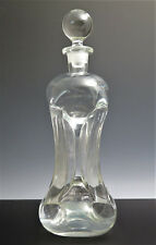 HOLMEGAARD Scandinavian PINCHED GLASS KLUK KLUCK DECANTER JACOB BANG