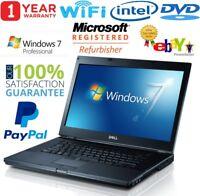 DELL LAPTOP LATITUDE E6410 Core i5,  250GB, 8GB RAM, DVDRW WiFi WINDOWS 7 FAST