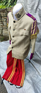 IMPERIAL RUSSIA UNIFORM with TROUSERS - 59 REGIMENT ODESSA - VERY RARE -BARGAIN