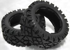 Front All terrain Tires 2PCS fit 1/5 HPI Rovan King Motor baja 5B