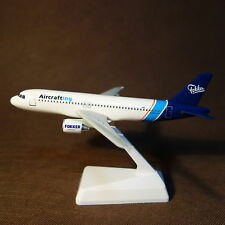 1/200 Fokker Aircrafting Airbus A320-200 Airplane Display Model