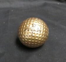 VTG Golf Ball Jack Nicklaus the Golden Bear #1 Ford Econoline the Golden Choice
