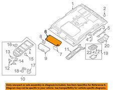 NISSAN OEM Interior-Sunvisor Sun Visor Left 96401ZQ00B