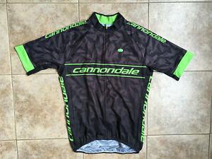 Cannondale Sugoi Evolution Zap Cycling Jersey Sz.M