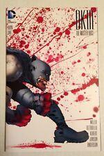 Dark Knight III Master Race 1 1:100 Frank Miller variant 1st printing