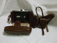 Zeiss Ikon Plattenkamera  Camera mit Tasche