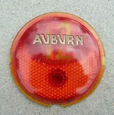 1932 1933 1934 possibly  NOS AUBURN 12 GLASS TAIL LIGHT LENS