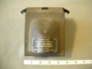 VINTAGE HOOVER MOTHIMIZER SWEEPER ATTACHMENT MOTH CRYSTAL STEAMPUNK