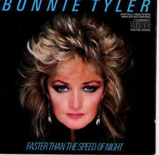 BONNIE TYLER -  Faster than the speed of night - CD album