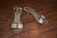 D19- Prada Made In Italy Heels Size 39