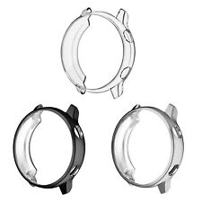 3 Pack Screen Protector Shell Bumper Cover for Samsung Galaxy Watch Active 40mm