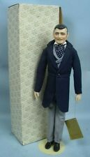 Gone-With-The-Wind-Franklin-Mint-Rhett-Butler-Collectors-Heirloom-Doll-COA