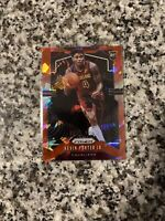 2019-20 Panini Prizm Kevin Porter Jr Red Cracked Ice Rookie RC Cavaliers