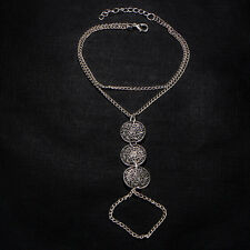 Boho Sexy Coins Anklet Summer Bracelet Antique Foot Leg Chain Foot Jewelry New