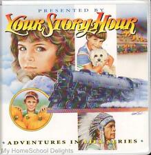 New YOUR STORY HOUR ADVENTURES IN LIFE #10 12 CDs Audio SET Character Building