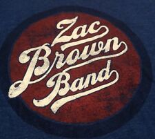 Zac Brown Band 2016 Black Out The Sun World Tour Small T-Shirt Country Concert