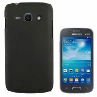 Étui de Téléphone Portable Rigide pour Samsung Galaxy Ace 3 S7272 Noir Neuf