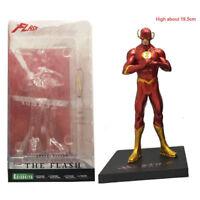 Kotobukiya DC Justice League THE FLASH ArtFX+ 52 Model Statue Action Figures Toy