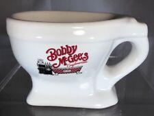 Bobby McGees Conglomeration Ceramic Toilet Bowl Mug Souvenir