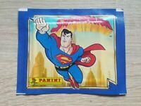 Panini 1 Tüte Superman Packet Pack Bustina Sobre Pochette