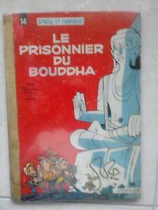 SPIROU ET FANTASIO Le prisonnier De Bouddha Eo