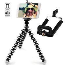 For Camera & Phone Portable Mini Flexible Tripod Octopus Stand Gorillapod -